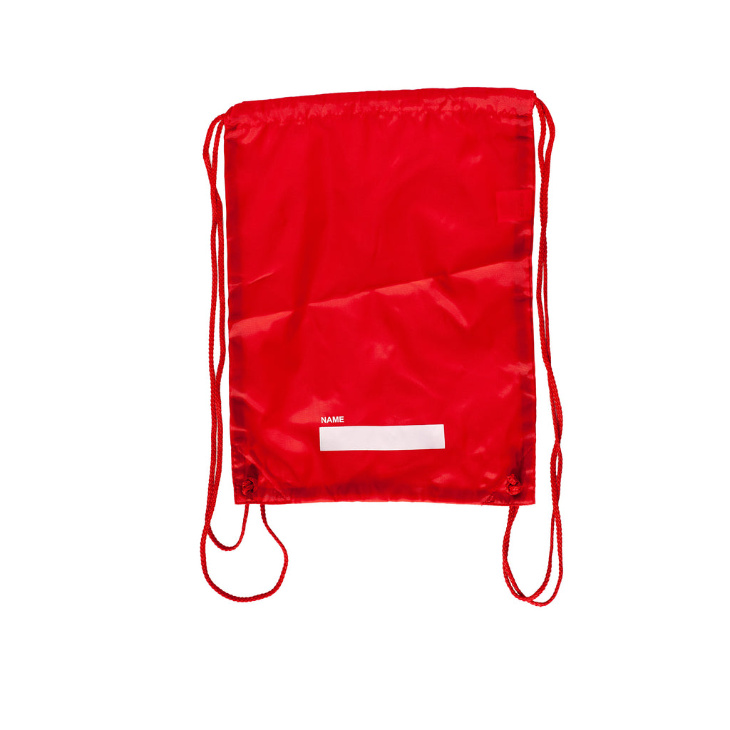 Holy Trinity PE Bag with name bar