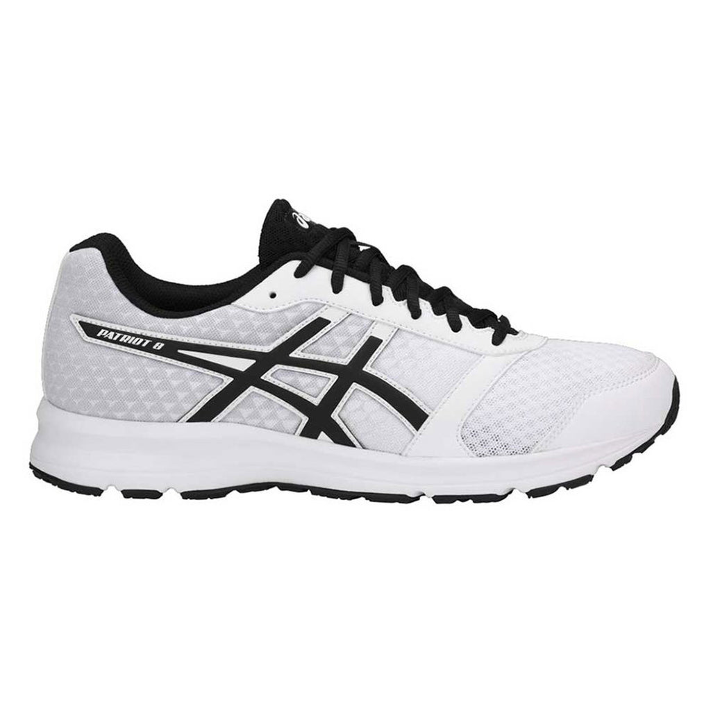 Asics Patriot 9 White/Black
