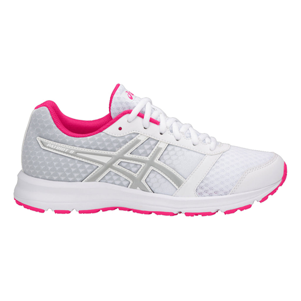 Asics Patriot 9 White/Pink