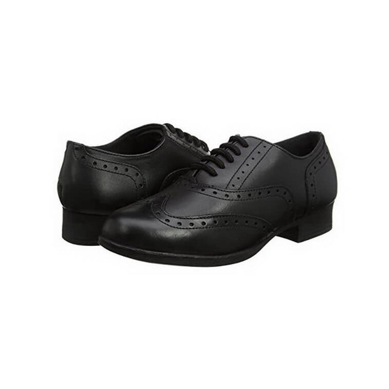 Term Bella Lace Up Girls Brogue