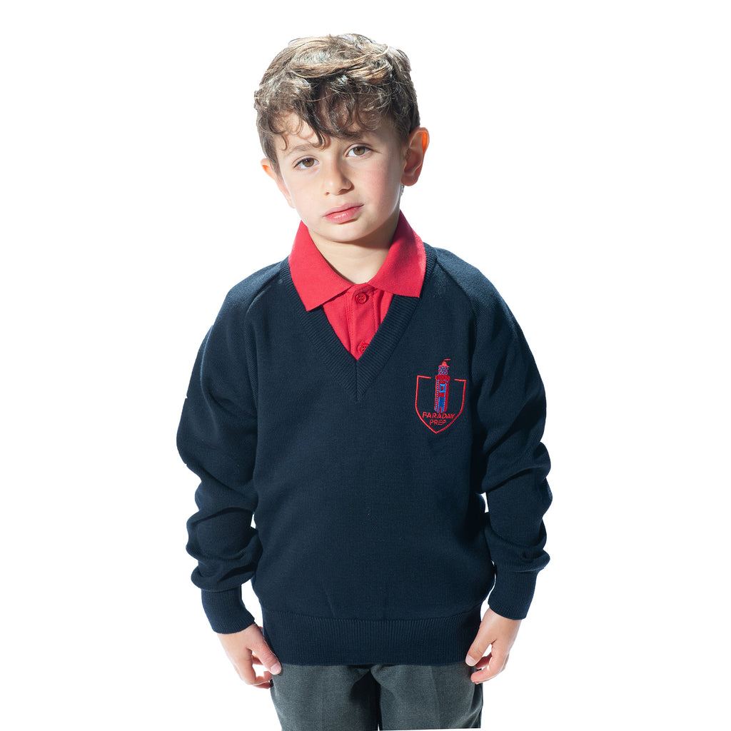 Faraday Prep School Vneck