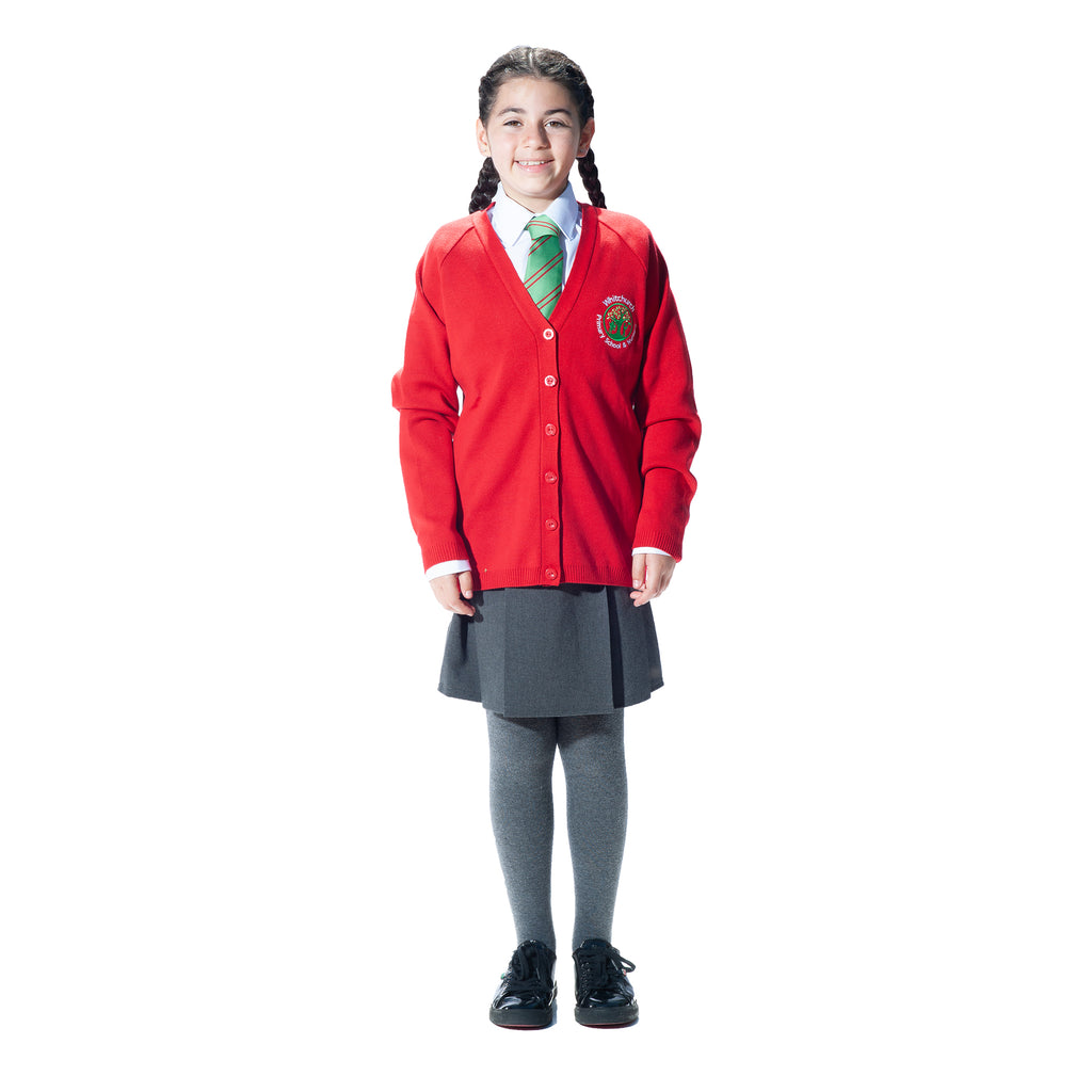 Whitchurch Year 6 Cardigan