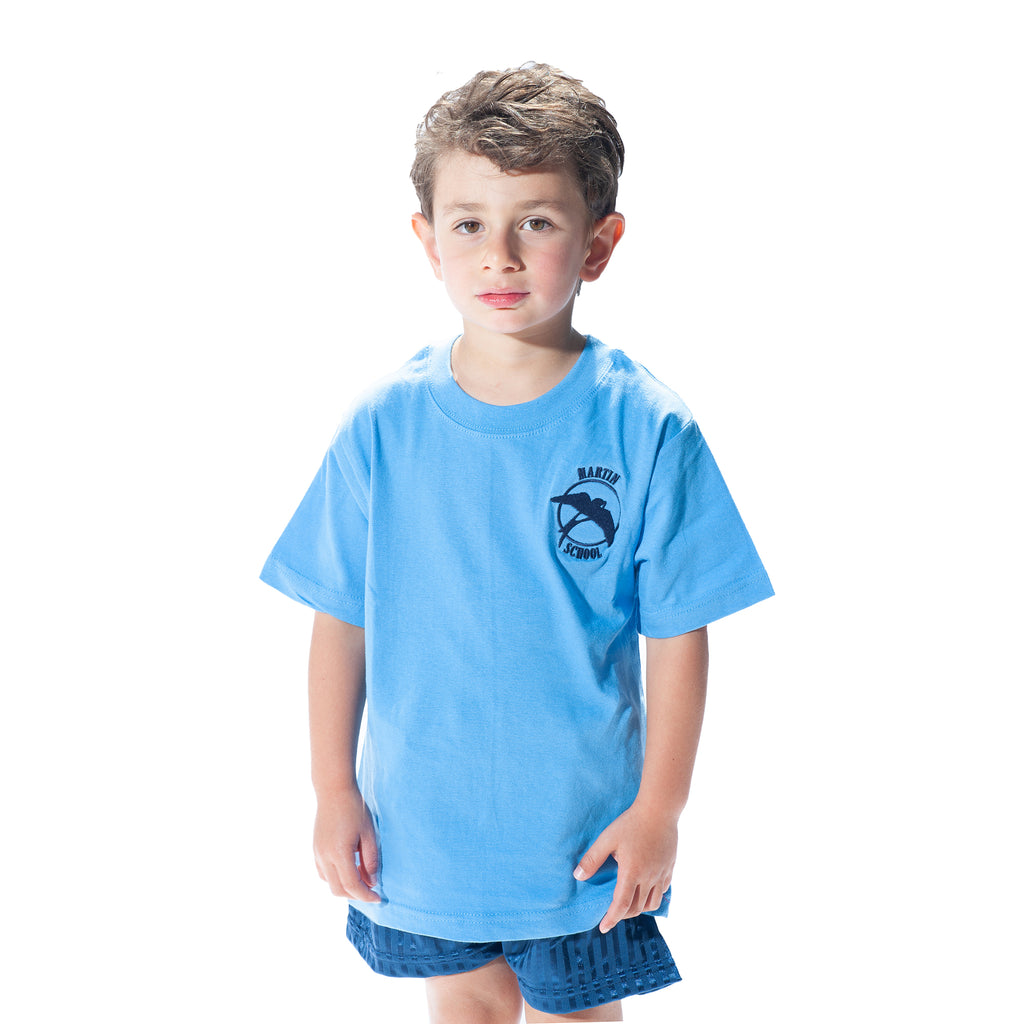 Martin Primary School PE T-shirt