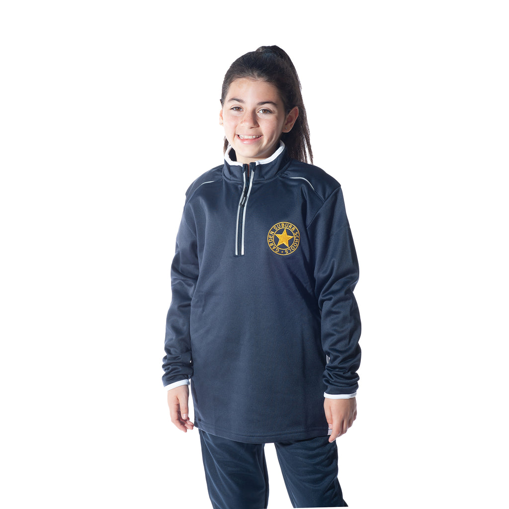 Garden Suburb Junior School 1/4 Tracksuit Top