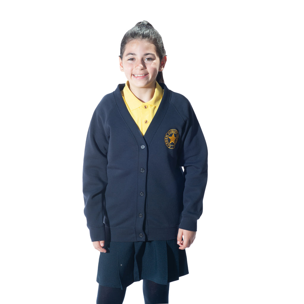 Garden Suburb School Sweatcardigan