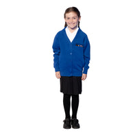Bowes Primary School Sweat Cardigan