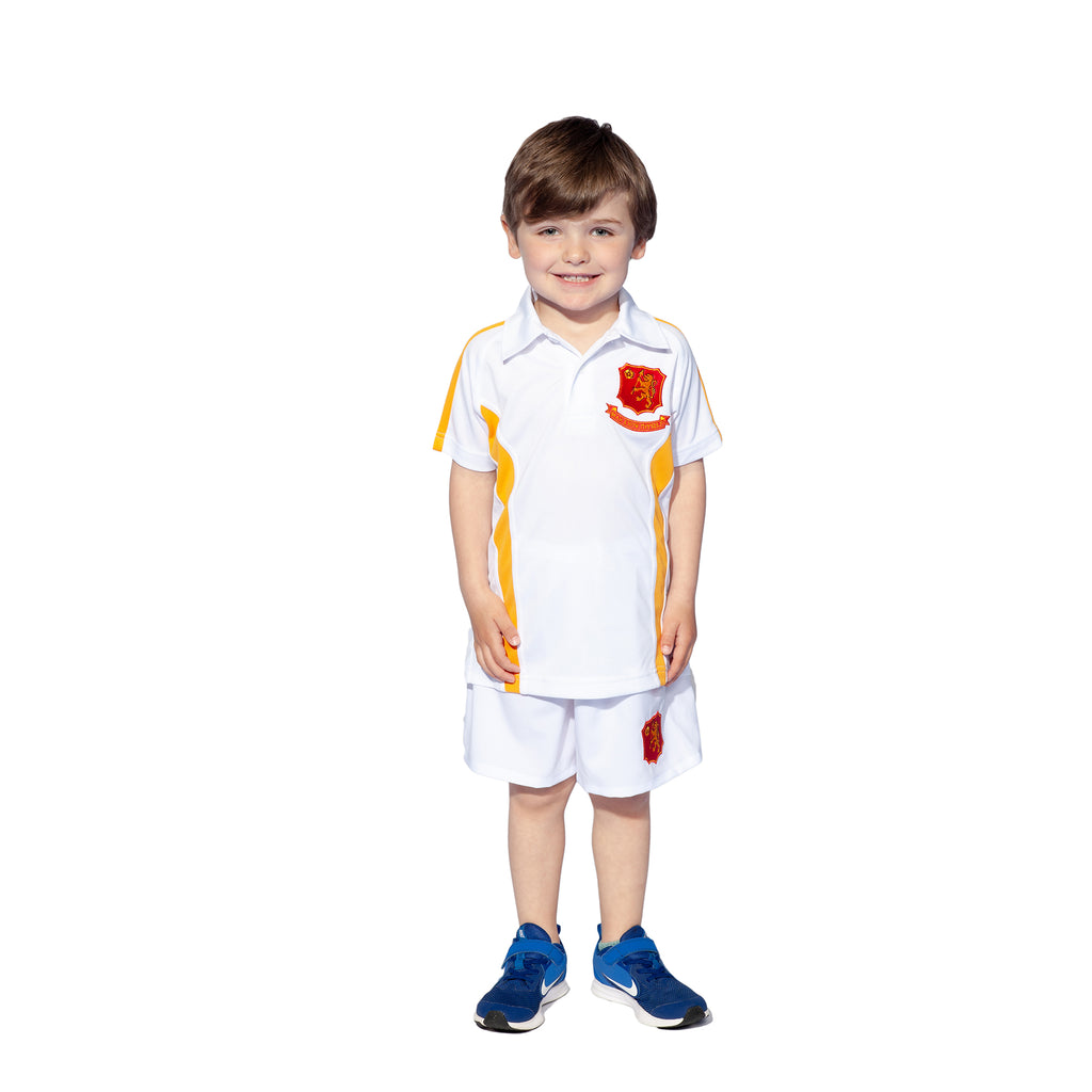 Buckingham Preparatory School House Polo Shirt