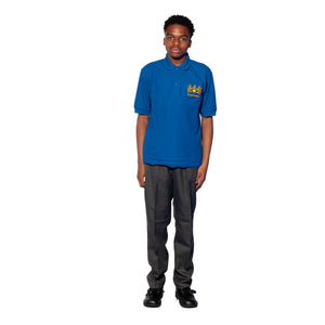 Drapers Academy Royal Polo Shirt - Unisex fit