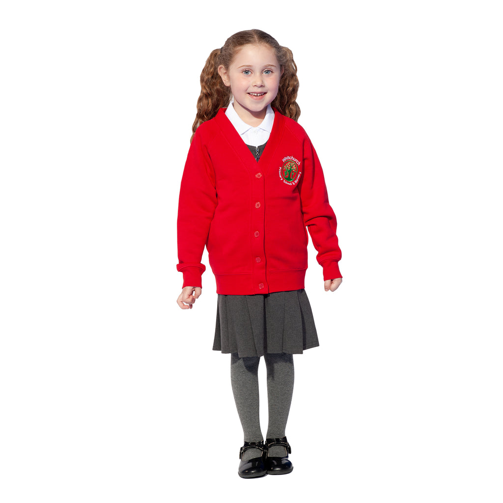 Whitchurch Primary Sweatcardigan