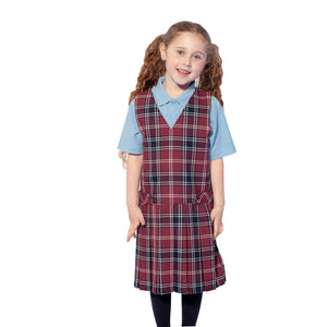 St Paul's Cathedral School Pinafore