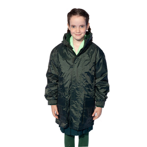 Bottle Green 3in1 Coat