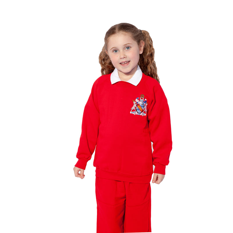 Haberdashers Askes School for Girls PE Sweatshirt