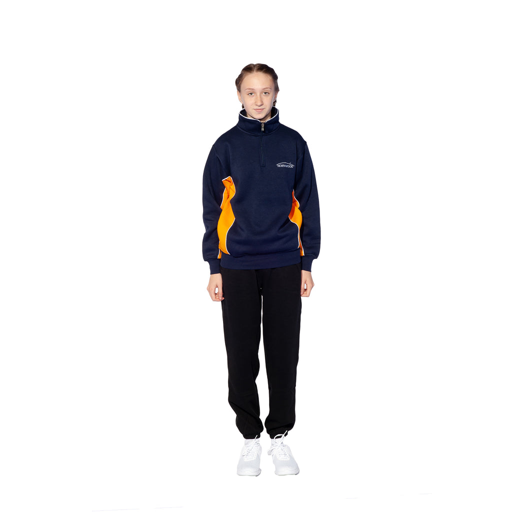Northwood School 1/4 Zip Sweatshirt