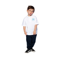 NBH Nursery White Polo