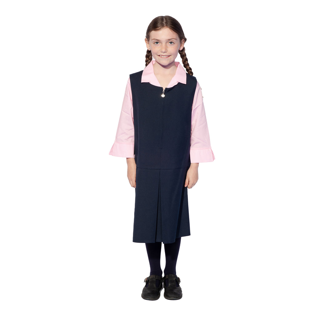 Heart Zip Pinafore