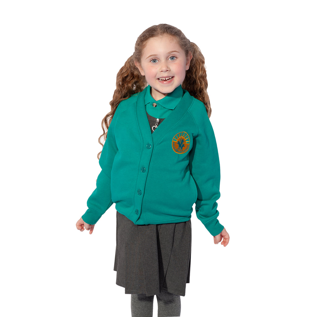 Dollis Primary School Sweat Cardigan