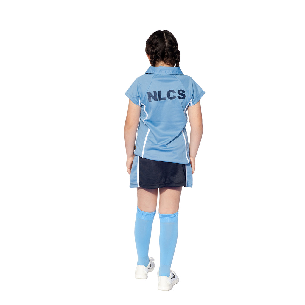 NLCS Panelled Polo Shirt