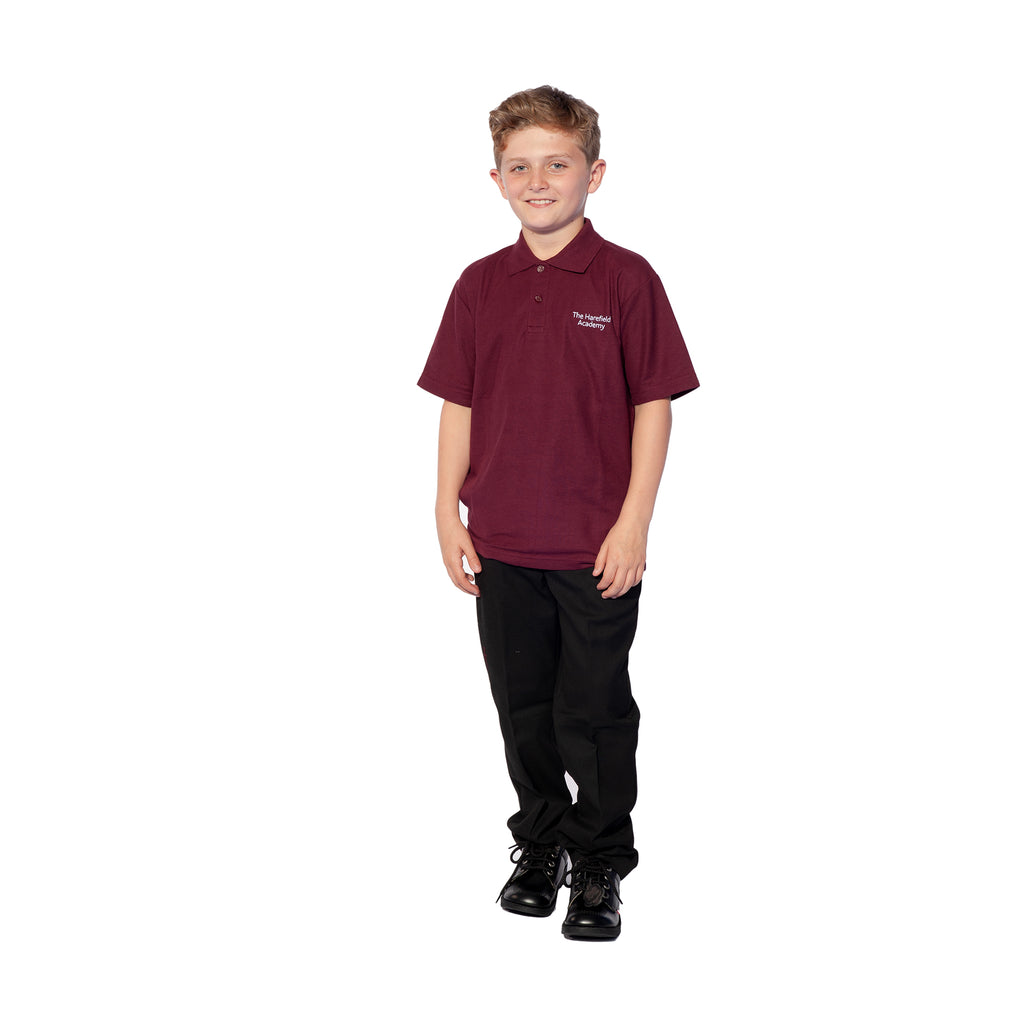 Harefield Academy Boys Polo Shirt