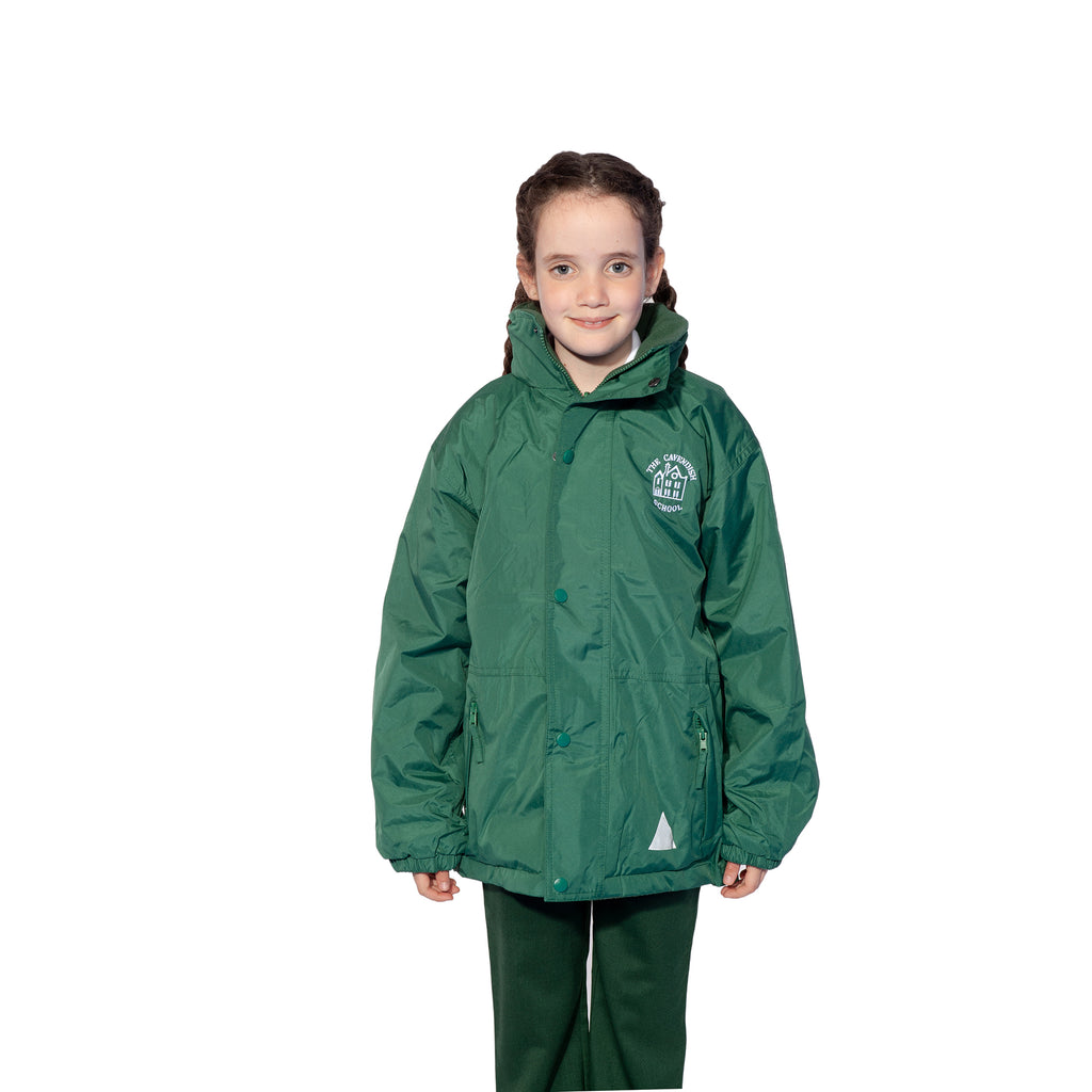 Cavendish Result Kids Storm Stuff Reversible Jacket