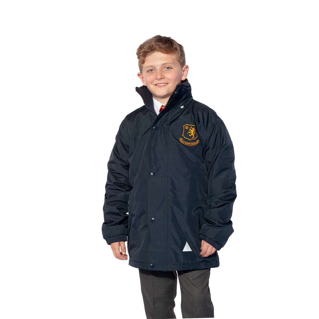 Buckingham Preparatory School Result Jacket