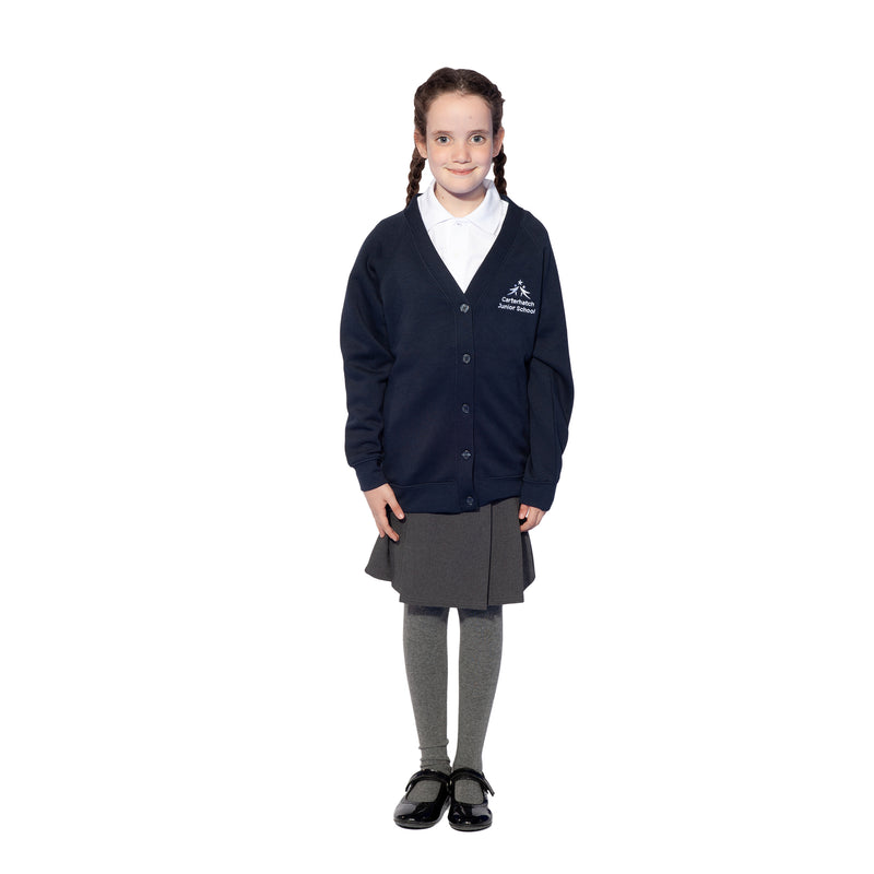 Carterhatch Junior Sweat Cardigan