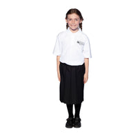 Bowes Year 6 White Polo Shirt