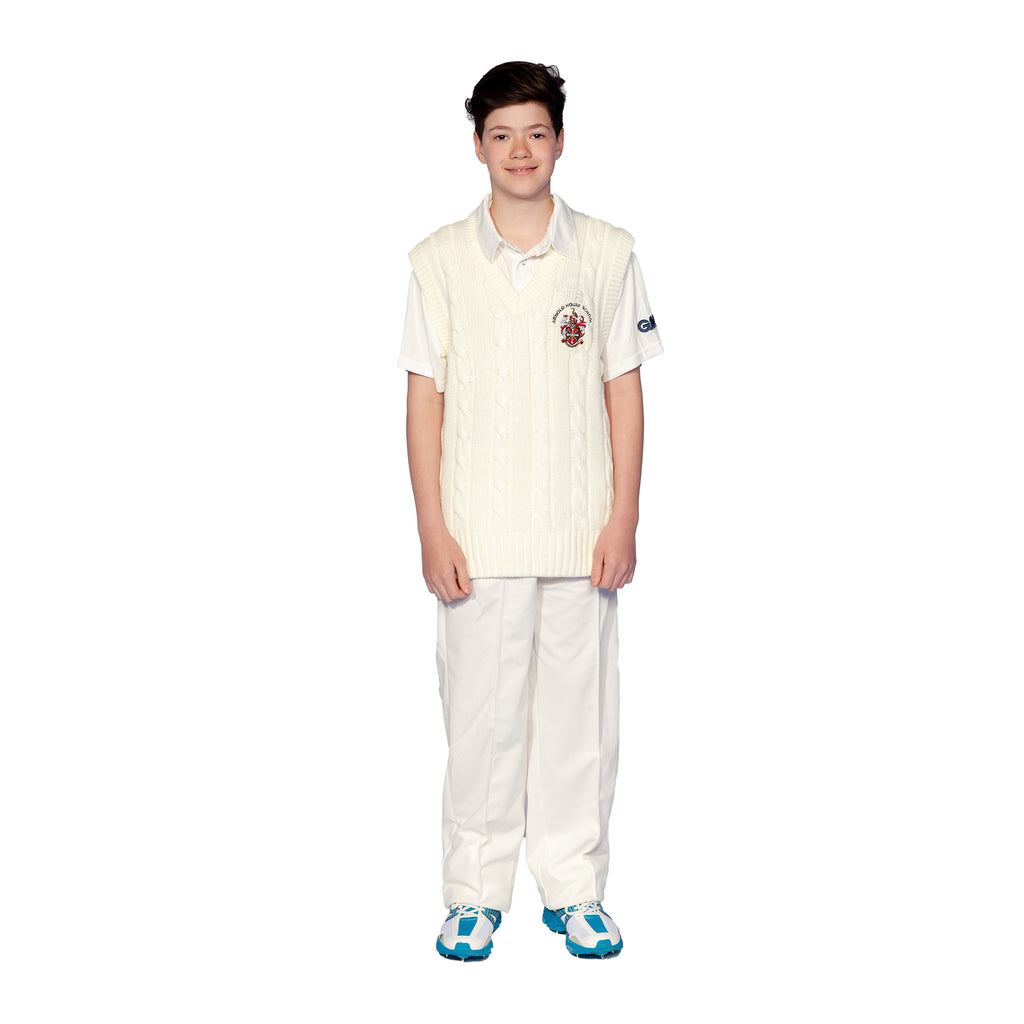 Arnold House Cricket Vneck slipover
