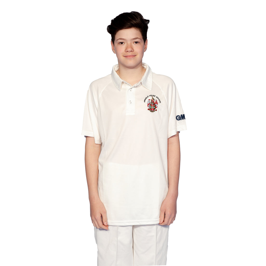 Arnold House Short Sleeve cricket shirts
