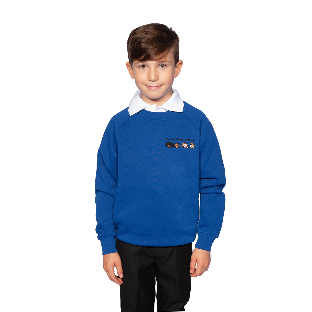 Bowes Primary School Sweatshirt