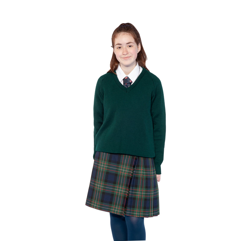 Mill Hill School Girls Vneck