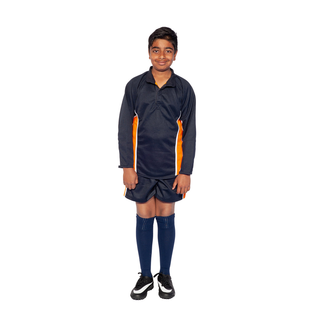 Northwood School Panelled Rugby Shirt
