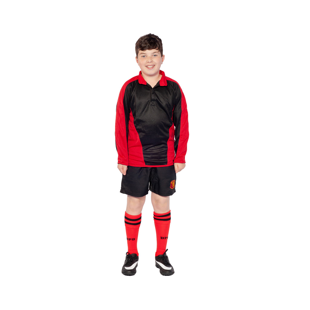 Buckingham Preparatory School Rugby Shorts