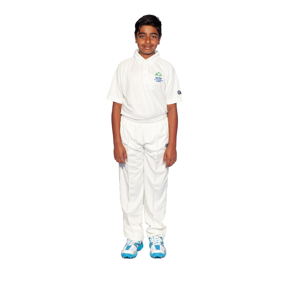 St Anthonys Short Sleeve Cricket Shirts