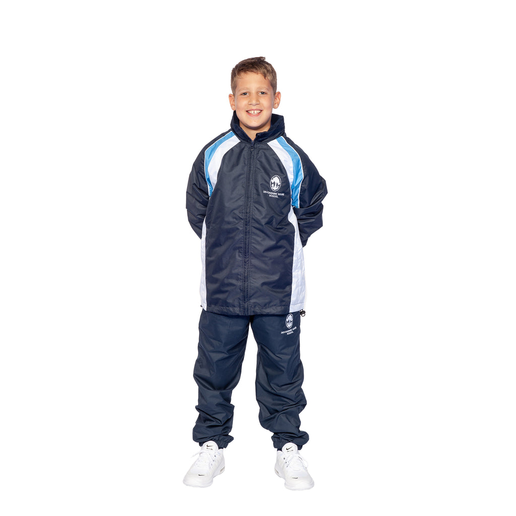 Devonshire House Tracksuit Top