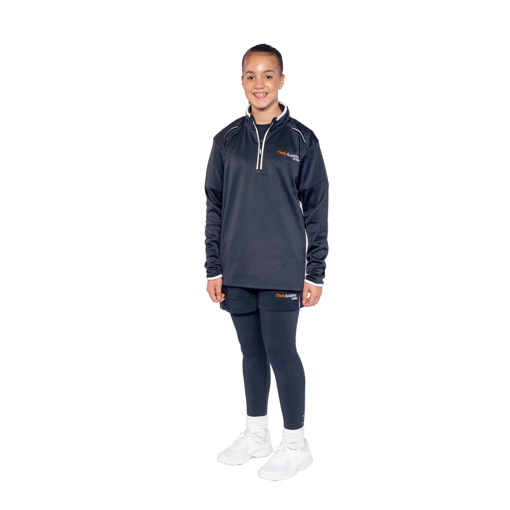 Oasis Academy Enfield Navy Female PE Shorts