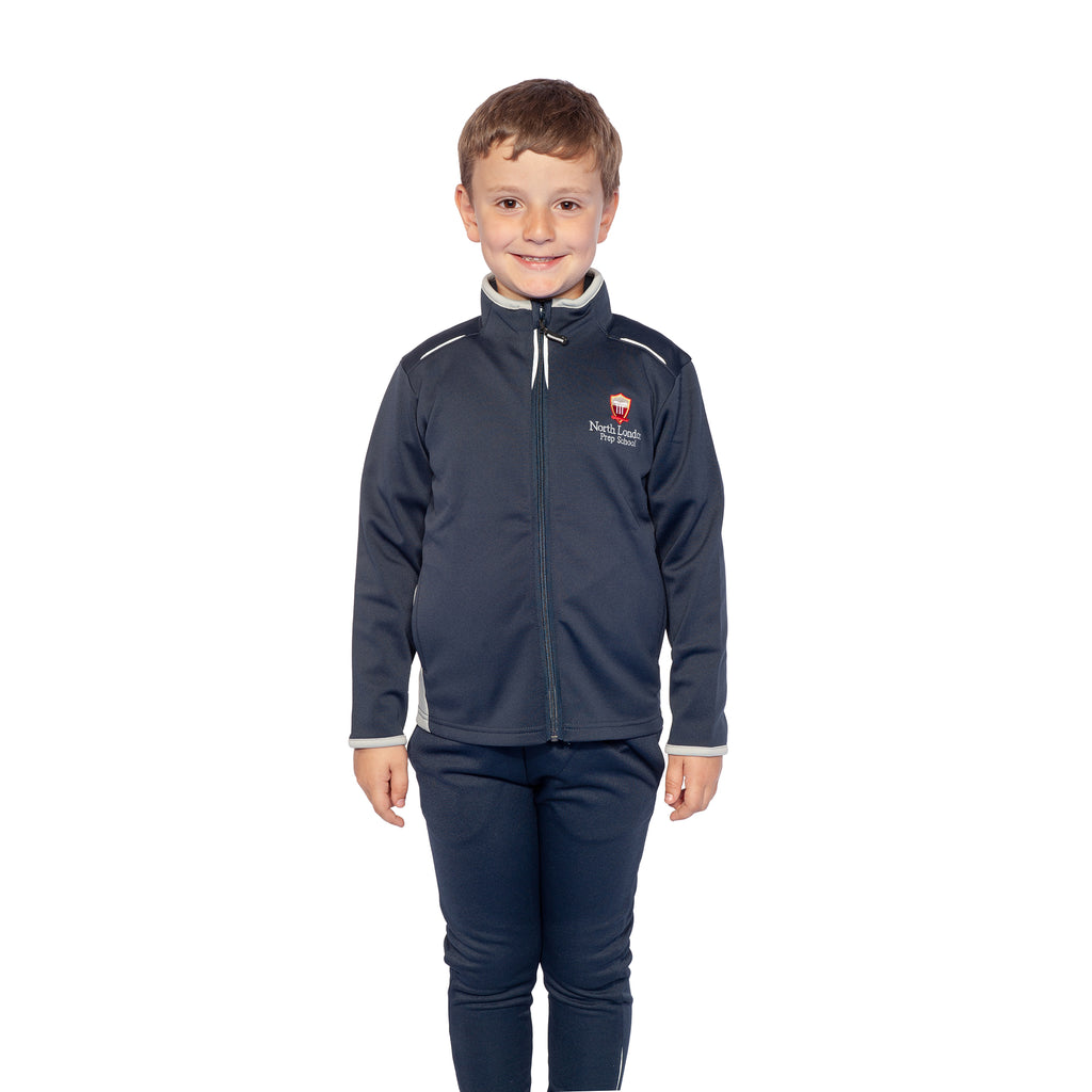North London Prep Tracksuit Top