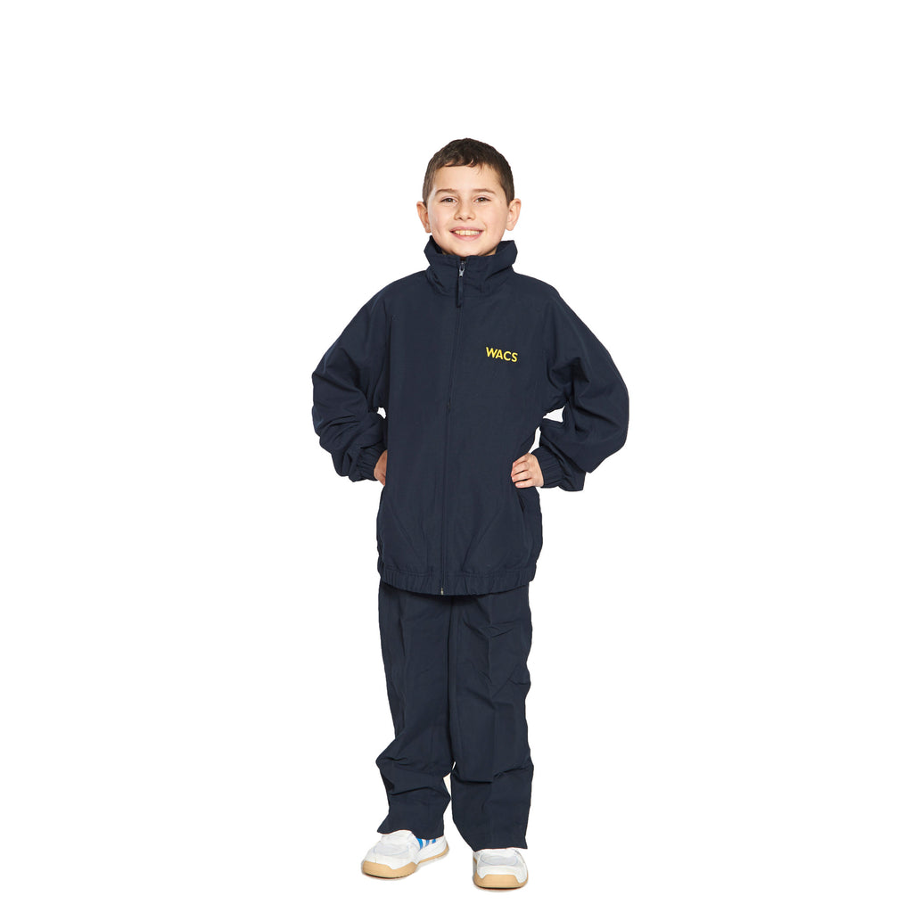 Westminster Abbey Choir School Navy Microfibre Tracksuit Top
