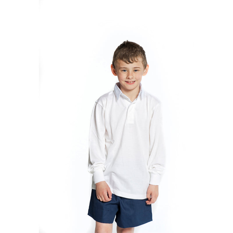 Westminster Abbey Choir School White Rugby Shirt