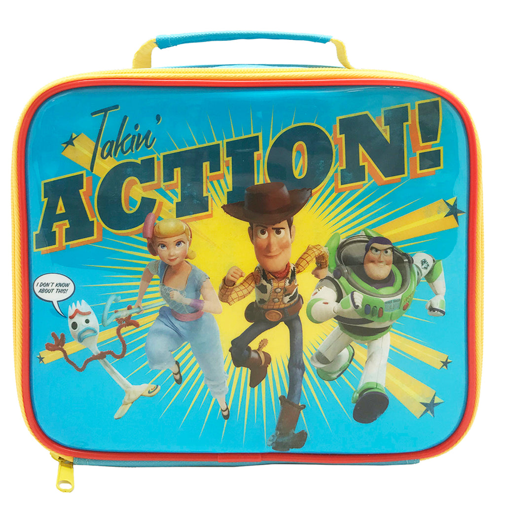 Toy Story 'Takin' Action' Lunch Bag