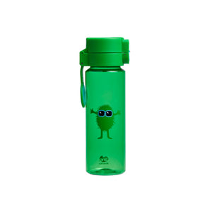 Hugga Tinc Flip and Clip No-Leaks Water Bottle - Green