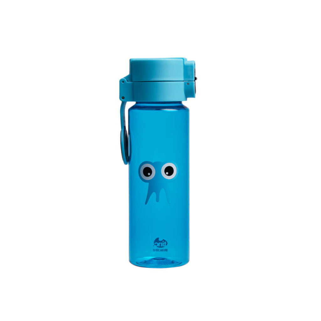 Tonkin Tinc Flip and Clip No-Leaks Water Bottle - Blue