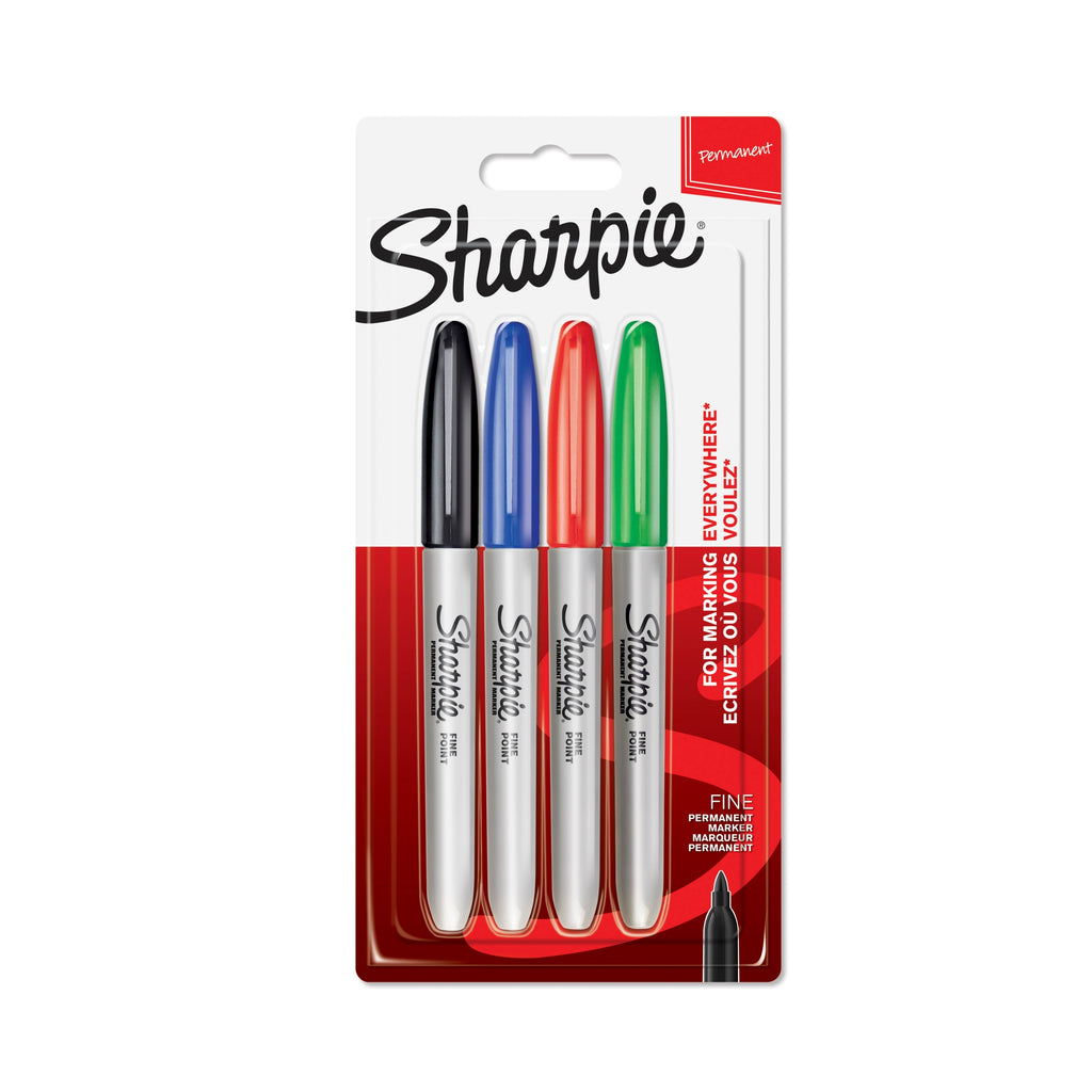 Sharpie Permanent Markers