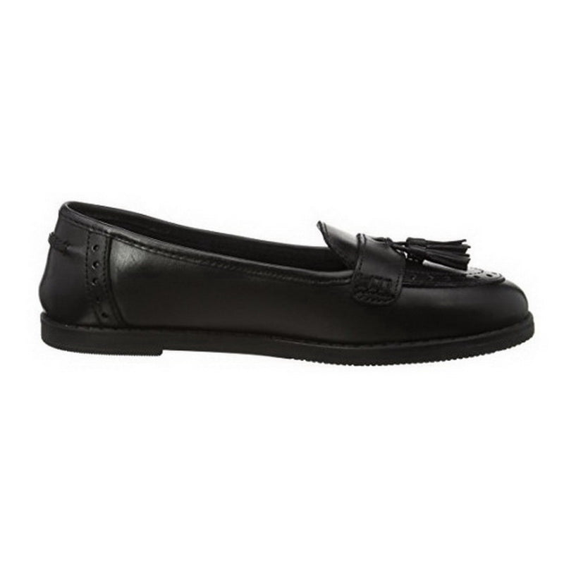 Term Harley Leather Girls Loafer