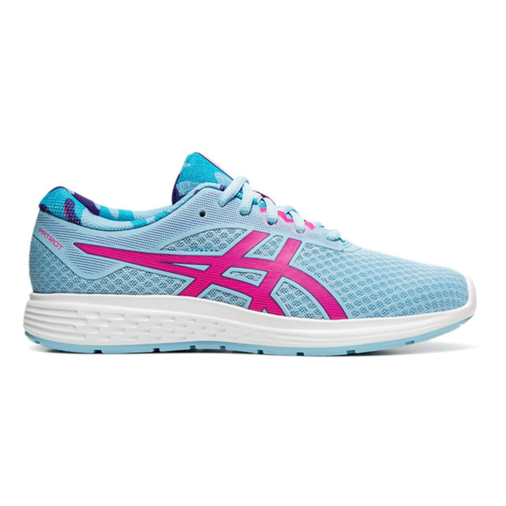 Asics Patriot 11 GS Heritage Blue/Pink Glow 1014A089-400