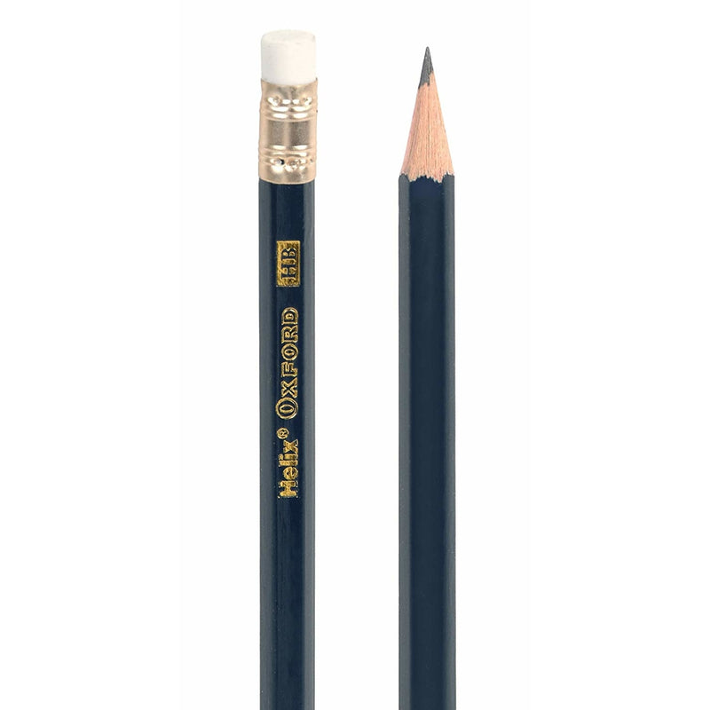 Helix Oxford HB Pencils (Pack of 12)