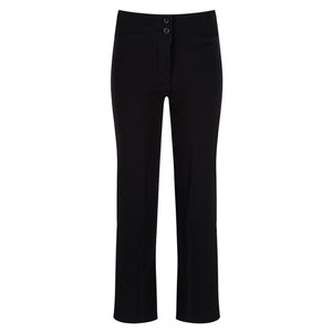 Black Junior Girls Trutex Trouser