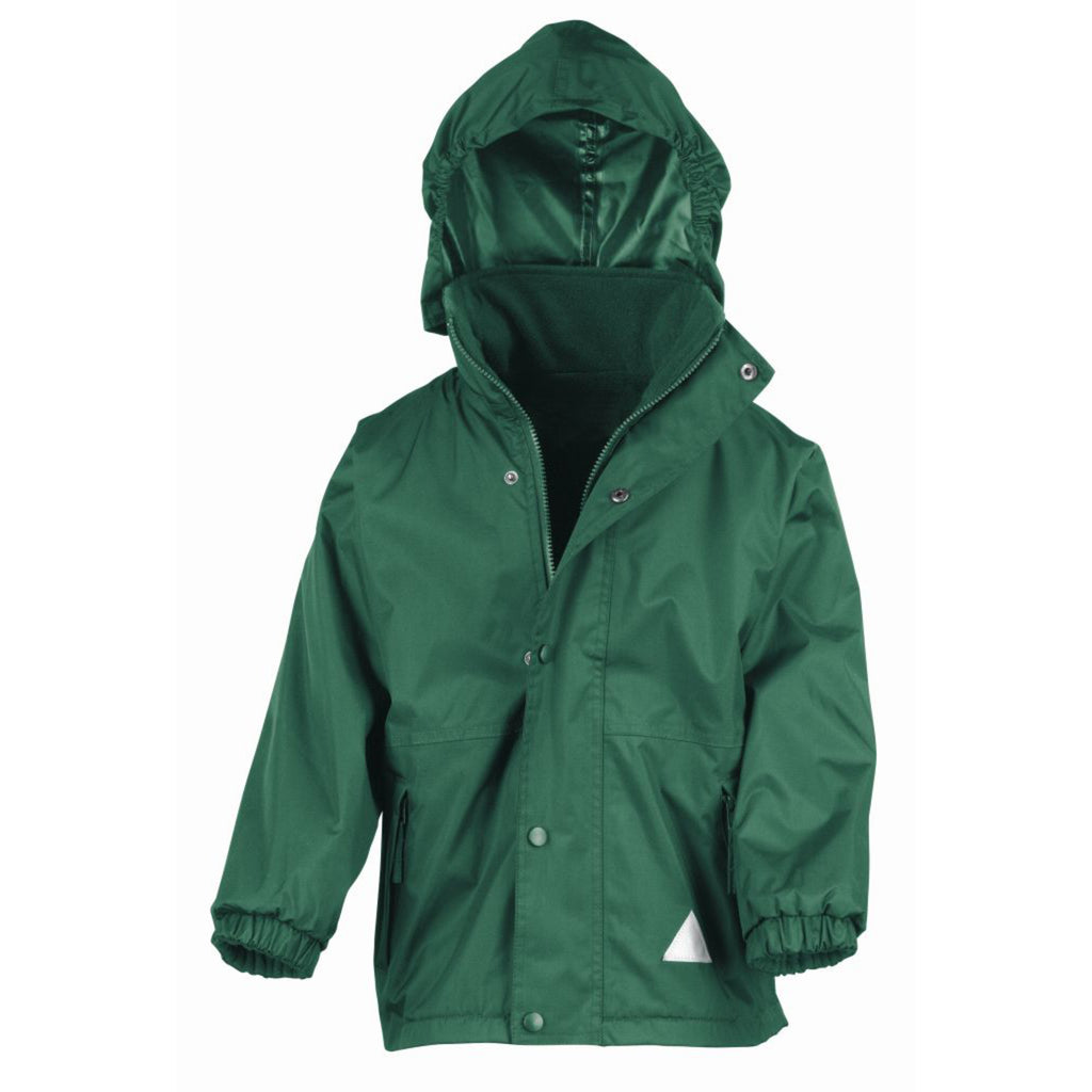 Lyonsdown School Result Kids Storm Stuff Reversible Jacket