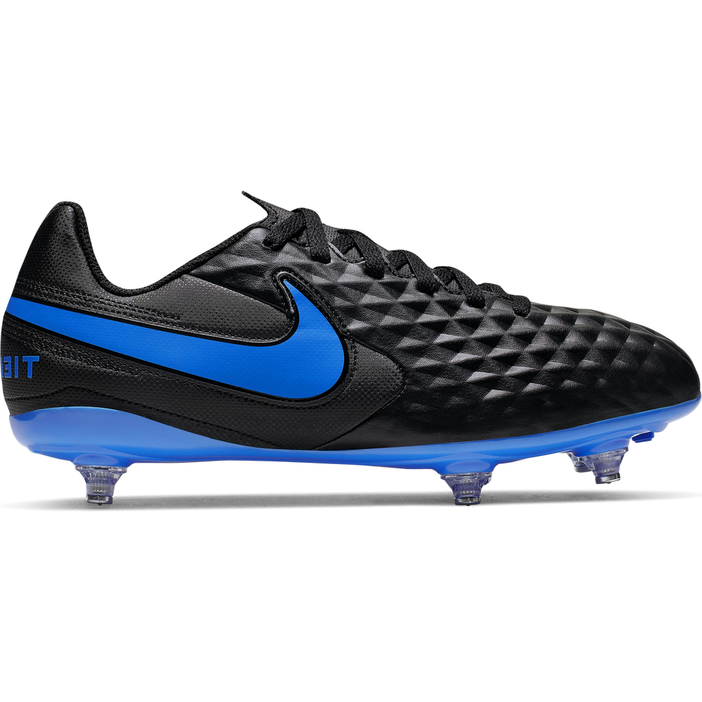 Nike Tiempo Legend 8 Club (SG) Black/Blue Hero