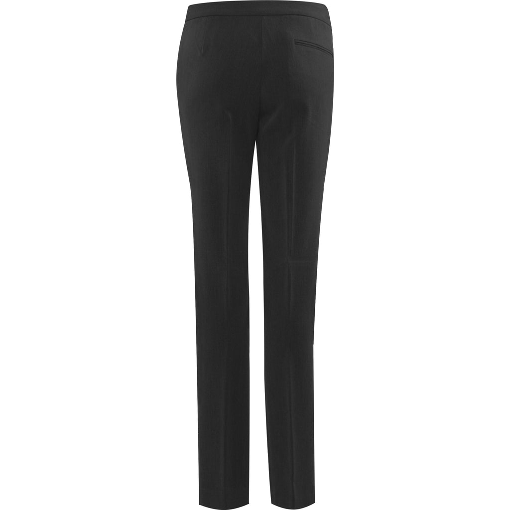Black Slimfit Girls Trouser