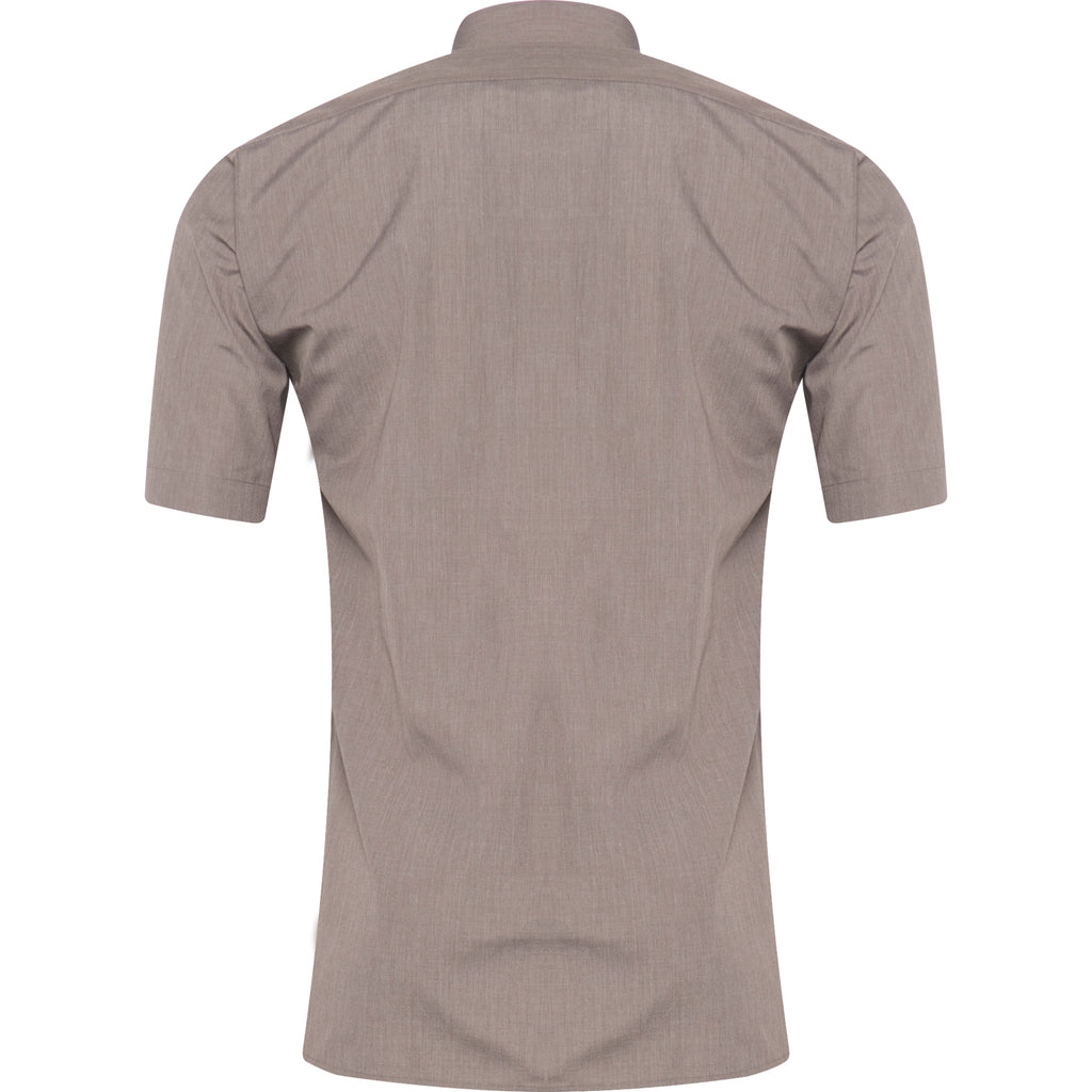 Grey Short Sleeve Twin Pack Shirt
